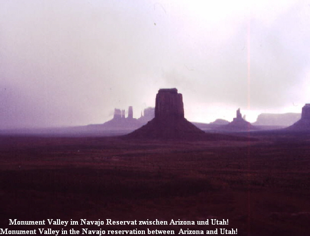 Monument Valley,Arizona